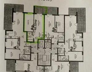 Apartament cu 2 camere, 45,32, balcon 8,5 mp panorama superba, parcare Buna Ziua