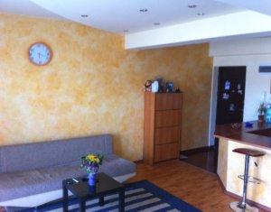Apartament cu 2 camere mobilat si utilat, la 5 minute de centru