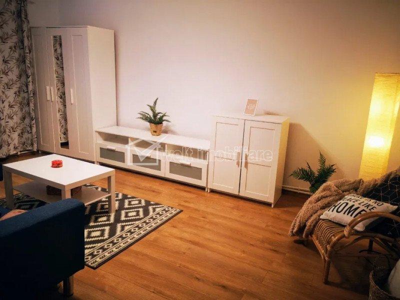 Inchiriere apartament modern: 3 camere decomandate, 70 mp, Grigorescu