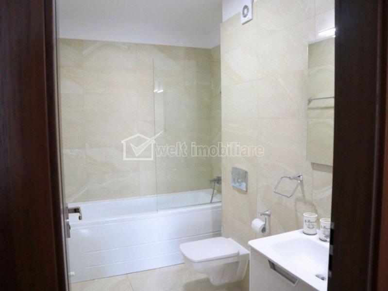 Apartament 2 camere, 45 mp, terasa 9 mp, etaj 3, parcare, Sopor, Grand Park