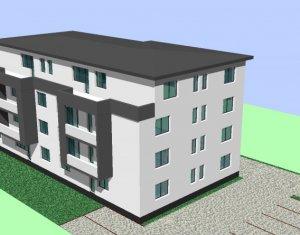 Apartament 2 camere, terasa 30mp, zona str Stadionului, Floresti