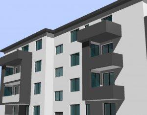 Apartament 2 camere, balcon si terasa, zona str Stadionului, Floresti