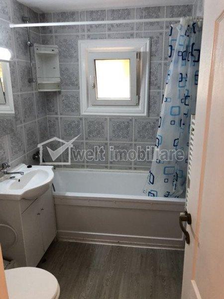 Apartament 2 camere, 56 mp, decomandat, mobilat si utilat, Calea Manastur