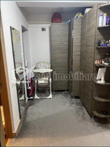Apartament 2 camere, decomandat, cu gradina, situat in Floresti, zona Eroilor