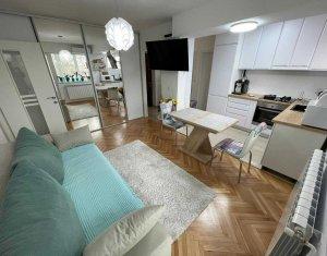4 camere, parcare, Manastur, zona Primaverii, finisat. mobilat, ideal familie