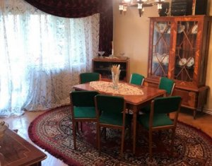 Apartament 4 camere, decomandat, 78 mp, etaj 2, in Grigorescu