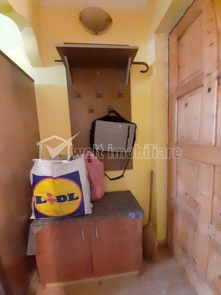 Garsoniera confort 3 cu acces rapid in zone verzi, situata in Manastur