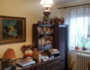 3 camere, decomandat, zona Iulius, FSEGA, Gheorgheni