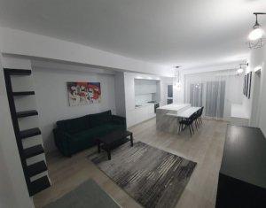 Apartament cu 2 camere, 53 mp, cu loc de parcare subteran si aer conditionat