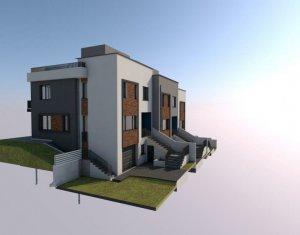 Casa individuala 146 mp utili + 216 mp teren Borhanci