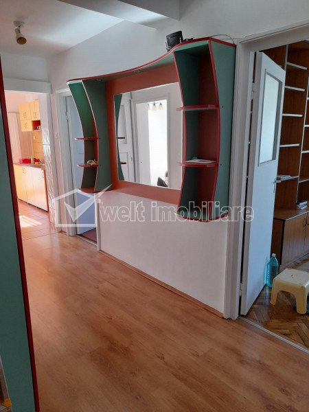 Apartament cu 4 camere, 82 mp, zona Iulius Mall, cu parcare prorpie