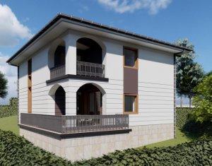 Casa individuala, design modern, 119 mp utili, Tineretului, cu toate utilitatile
