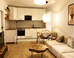 Apartament cu 2 camere, 75 mp, lux, parcare subterana, Marasti