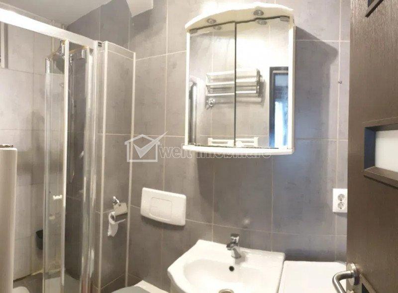 Apartament 2 camere, etaj 3 din 4, mobilat si utilat, Gheorgheni