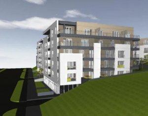 Apartament 2 camere decomandat, 52mp + Terasa 37mp Iris, semifinisat