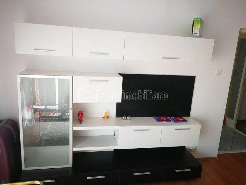 Apartament 3 camere, decomandat, 67 mp, 2 bai, 2 balcoane, etaj 2 din 4 Manastur