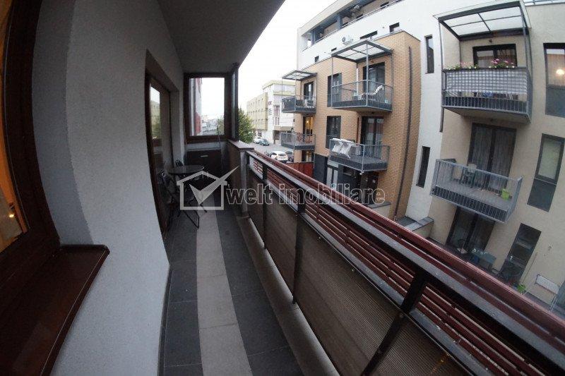 Apartament 2 camere Gheorgheni, semicentral zona Septimiu Albini