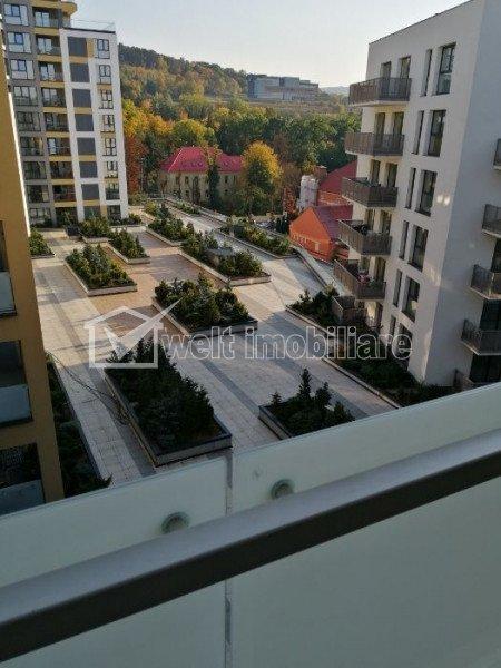 Apartament cu 2 camere, 54mp, Lux, Platinia Shopping Center