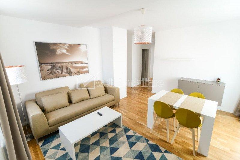 Apartament 3 camere, Park Lake