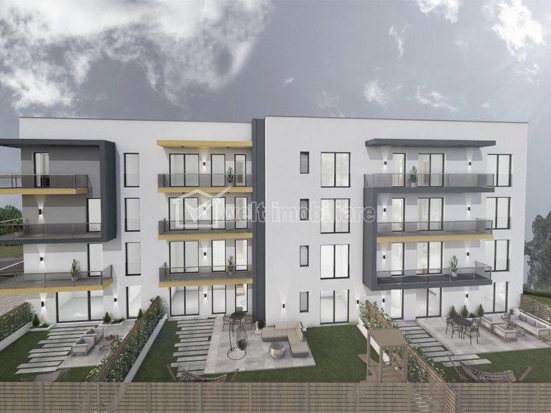 Apartament 2 camere, SU totala 63 mp, Buna Ziua, balcon, imobil nou, 2020