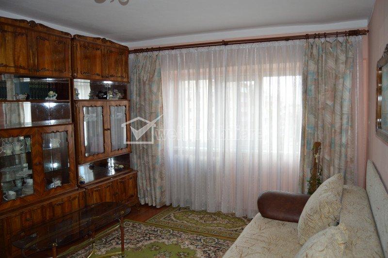 Inchiriere apartament deosebit cu 3 camere, 72 mp, Manastur