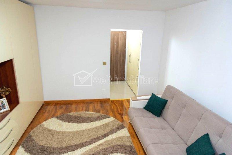 Apartament la cheie, LUX, 1 camera, 31 mp, etaj 4 din 10, Est, Manastur, Big
