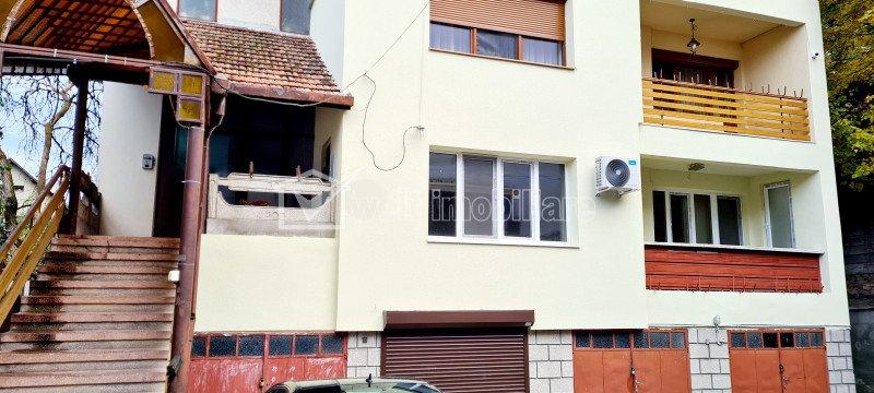 Ocazie! 4 camere, 145 mp utili, 2 bai, terasa, balcon, garaj, boxa, Centru