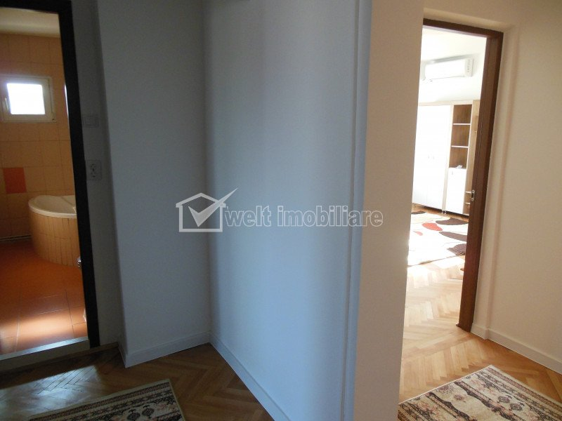 Inchiriere 3 camere confort sporit, Calea Manastur, finisat modern, GARAJ