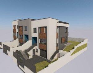 Casa individuala 132 mp utili + 110 mp teren Borhanci