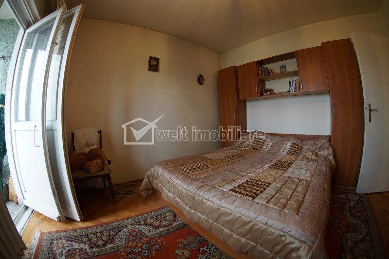 Comision 0%! Apartament 2 camere, balcon, Gheorgheni, la 1 minut de Iulius Mall!