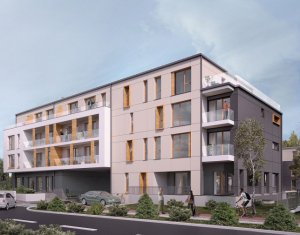 Apartament 3 camere 76 mp , proiect nou, Borhanci