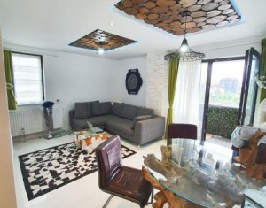 Inchiriere Apartament de lux cu 3 camere, zona Iulius Mall, priveliste deosebita