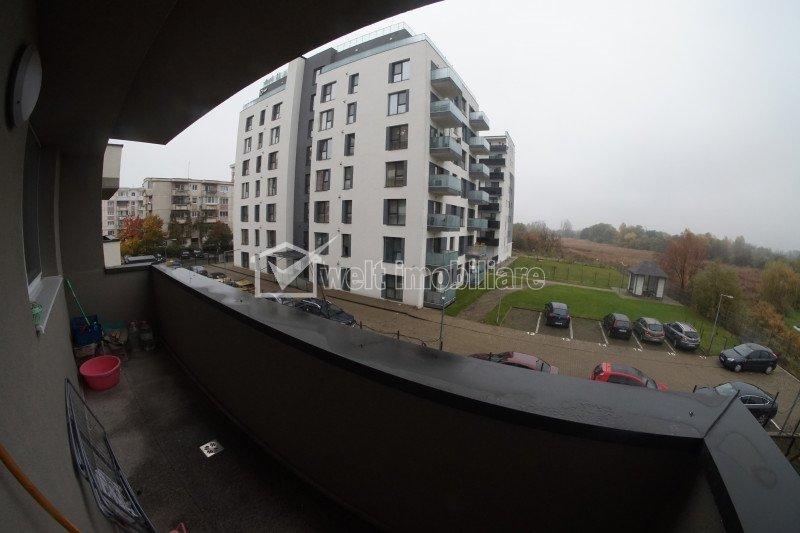Apartament 2 camere semidec, Intre Lacuri cu garaj subteran + boxa depozitare