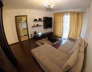 Vanzare apartament 1 camera, Buna Ziua, bloc nou, garaj