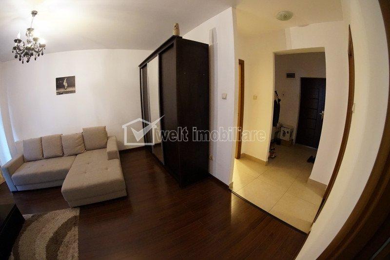 Inchiriere apartament 1 camera Bonjour Residence, cu garaj