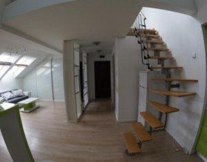Apartament 2 camere cartier Buna Ziua situat la mansarda