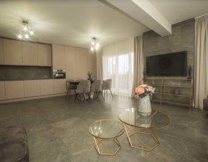 Apartament 3 camere 77 mp + 20 mp terasa + parcare, Intre Lacuri