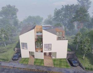 Casa moderna de top, duplex, Europa, 4 dormitoare, 190 mp, garaj, teren 290 mp,