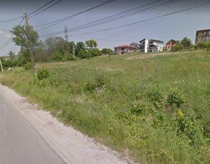 Vanzare teren cu PUZ aprobat, Dambul Rotund, zona Lidl, 390 mp, front 16 ml