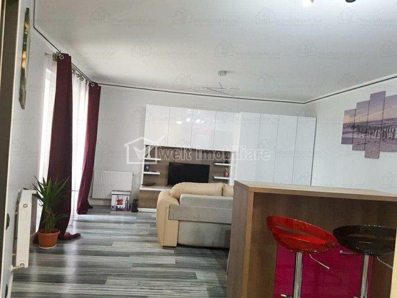 Apartament cu 2 camere in Platinia, pentru impatimitii locuintelor luxoase