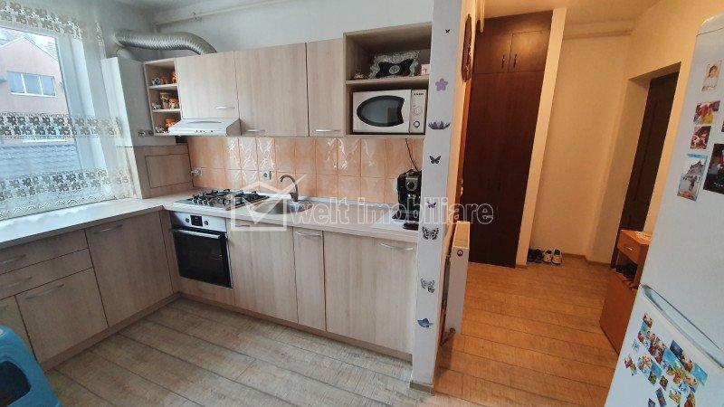 Apartament cu 2 camere, mobilat si utilat complet, strada Florilor