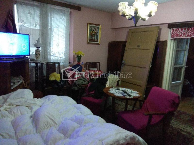 Ultracentral! Apartament cu 2 camere, Piata Lucian Blaga, Primaria Cluj Napoca