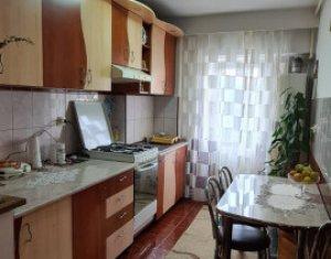 Apartament 3 camere, 64 mp, decomandat, etaj 3 din 8, balcon, garaj, Marasti