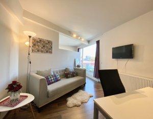 Inchiriere apartament cu 1 camera, terasa superba si parcare, cartier Zorilor