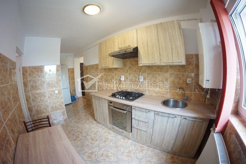 Apartament 2 camere decomandat, cartier Zorilor, strada Viilor