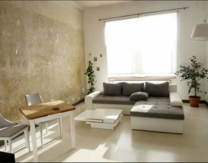 Apartament in stil industrial-minimalist, ultracentral, cu 2 camere, 54 mp
