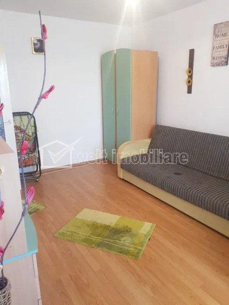 Apartament tip Garsoniera, 25 mp, finisata, zona calea Manastur