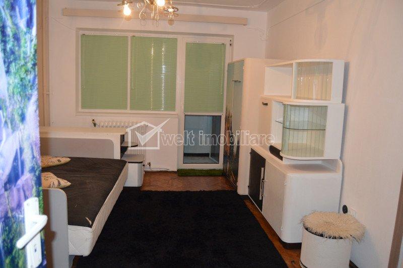 Inchiriere apartament 2 camere decomandate, 55mp, PET FRIENDLY, zona Manastur