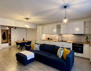 Apartament 2 camere 62mp + 15 mp terasa, parcare sub, Intre Lacuri