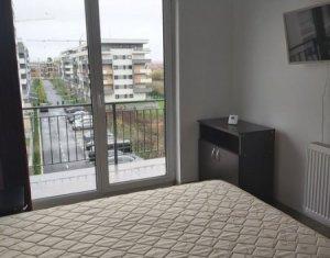 Apartament cu 2 camere, decomandat, cu 2 balcoane si loc de parcare in Europa